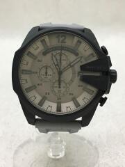 クォーツ腕時計/アナログ/ラバー/DZ4496