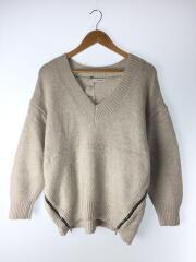 セーター(厚手)/FREE/アクリル/アニマル