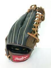 GR6HP56L 野球用品/右利き用/BLK/GR6HP56L/軟式
