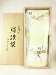 毛布◆リネン/絹/シングルサイズ