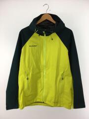 マウンテンパーカ/L/ポリエステル/YLW/Convey Tour HS Hooded Jacket