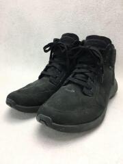 ブーツ/US10/BLK/レザー/FLYROAM Chukka Boots/a1qfp