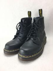 キッズ靴/22cm/ブーツ/6ホール/サイドジップ/UK3