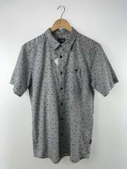 半袖シャツ/M/コットン/総柄/Go To Shirt
