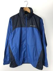 Humble Places Jacket/ナイロンジャケット/M/ナイロン/BLU/PM5258/袖汚れあり