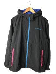 Hazen Jacket/ヘイゼンジャケット/ナイロンジャケット/M/ナイロン/BLK/PM3561