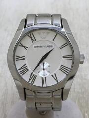 クォーツ腕時計/アナログ/ステンレス/NVY/AR-2448/エンポリオアルマーニ