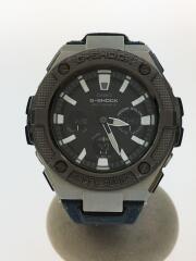 ソーラー腕時計・G-SHOCK/GST-W330AC/デジアナ/SLV