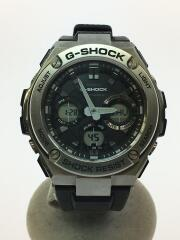 ソーラー腕時計・G-SHOCK/GST-W110/デジアナ/SLV