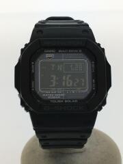 クォーツ腕時計・G-SHOCK/GW-M5610/デジタル/BLK