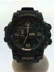 ソーラー腕時計・G-SHOCK/GWG-1000/デジアナ/BLK