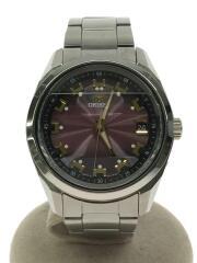 電波ソーラー腕時計/EPSON/アナログ/PUP