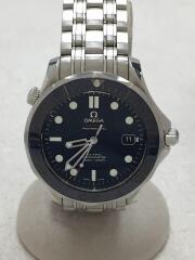 腕時計/アナログ/ステンレス/NVY/SLV/21230412003001/Seamaster/300M//自動巻腕時計シーマスタ-プロフェッショナル