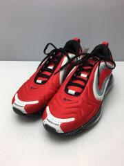ローカットスニーカー/28cm/RED