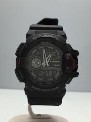 クォーツ腕時計・G-SHOCK/デジアナ/BLK/本体のみ