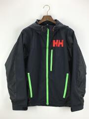 ナイロンジャケット/M/ナイロン/BLK/HH10615