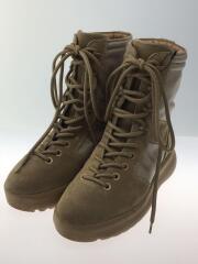 ブーツ/41/BEG/MILITARY BOOT