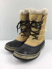 ブーツ/27cm/BEG/ナイロン