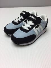 キッズ靴/17cm/スニーカー/BLU/アルバトロス 82/ムーミン75周年記念モデル