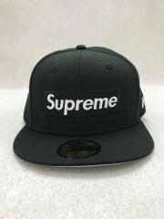 キャップ/7 1/4/BLK/Champions Box Logo New Era
