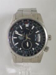 自動巻腕時計/アナログ/ステンレス/GRY/SLV/ ORIENT オリエント/DH01-C0