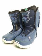 スノーボードブーツ/--/ステップイン/NVY/24.5cm