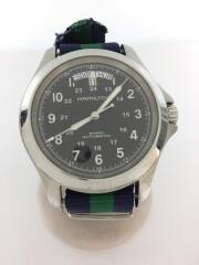 自動巻腕時計/アナログ/--/BLK/NVY/KHAKI