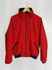 SHELLED JACKET/--/ナイロン/RED