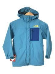 ゼウストリクライメイトジャケット/ブルゾン/120cm/ナイロン/ブルー/NPJ61508