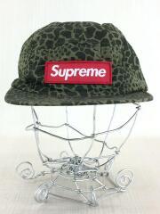 supreme/キャップ/FREE/コットン/カーキ
