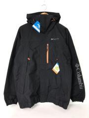 ロングナイフヘイツジャケット/ナイロンジャケット/M/ナイロン/ブラック/PM5743