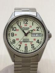 palsar/クォーツ腕時計/アナログ