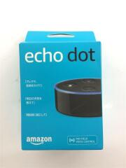 Bluetoothスピーカー Amazon Echo Dot [ブラック] スマート
