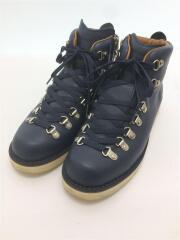 ブーツ/US7.5/NVY/レザー/D210032/0815/MOUNTAIN LIGHT ZIP UP/DANNE