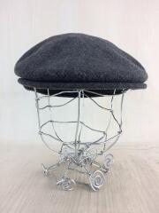 Geez Hat/KANGOL/カンゴール/ハンチング/M/ウール/グレー/クラシック/6706BC/