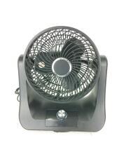 ヤマゼン/扇風機・サーキュレーター YAS-KW181(B) [ブラック]