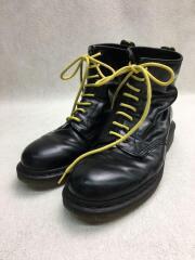 ブーツ/42/BLK/レザー