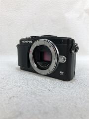 デジタル一眼カメラ OLYMPUS PEN Lite E-PL5 ダブルズームキット [ブラック]