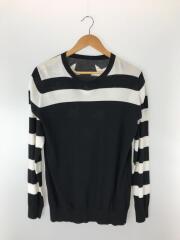 セーター(薄手)/L/コットン/ブラック/2015年/150120