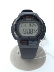 クォーツ腕時計・SPORTSGEAR/デジタル/グレー/WS-1000H/LAP MEMORY 60