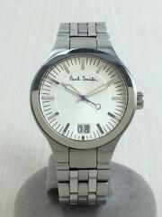 クォーツ腕時計/アナログ/ステンレス/SLV/SLV/YA30-S050782HST/スイスコレクション