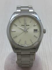 クォーツ腕時計/アナログ/ステンレス/SLV/SBGV221