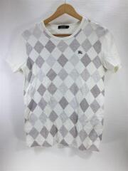 Tシャツ/2/コットン/WHT
