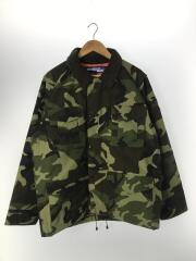 Tactical Jacket/18AW/WC-J403/1409MJW/M/GRN/カモフラ