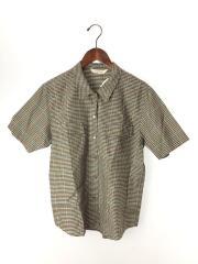 半袖シャツ/--/コットン/チェック