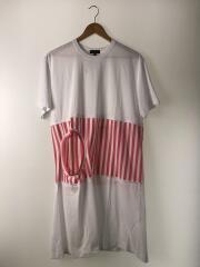 Tシャツ/L// 素材切り替え PE-T003
