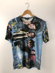 Tシャツ/S/ポリエステル/マルチカラー
