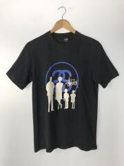 Tシャツ/S/コットン/NVY