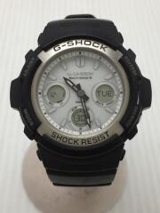 ソーラー腕時計・G-SHOCK/AWG-M100S-7AJF