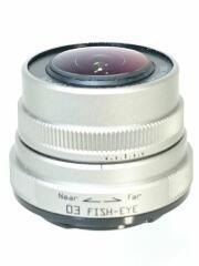 レンズ PENTAX-03 FISH-EYE/魚眼レンズ